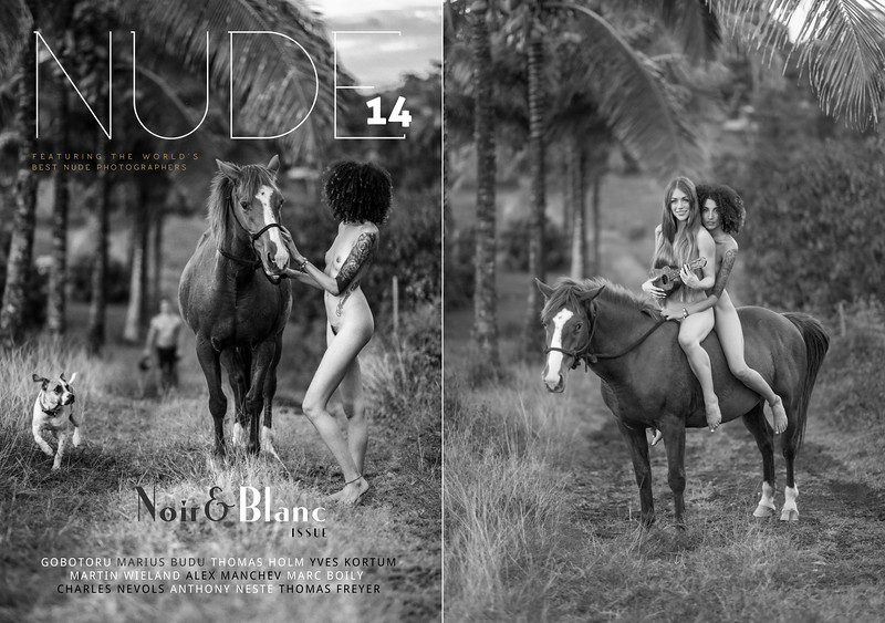 NUDE Magazine Issue #14   (Ombiya Ra)