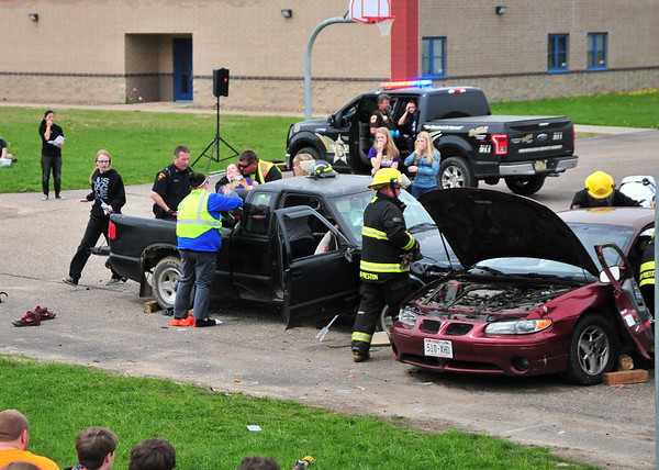 Mock Car Crash 2017