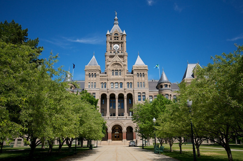City Hall & County Building