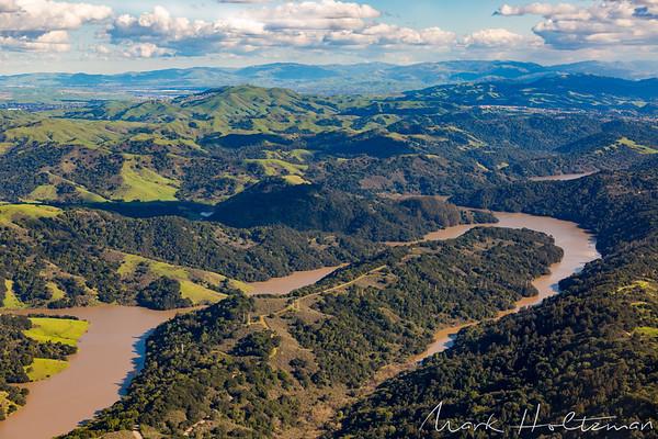 San Leandro Reservoir