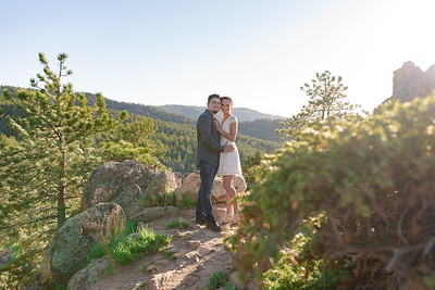The Engagement of Jessi & Stephen