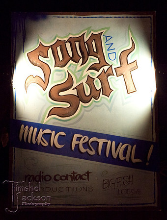 Song & Surf 2013