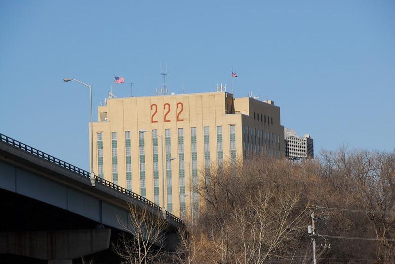 222 Building in West College Avenue, Appleton, Wisconsin