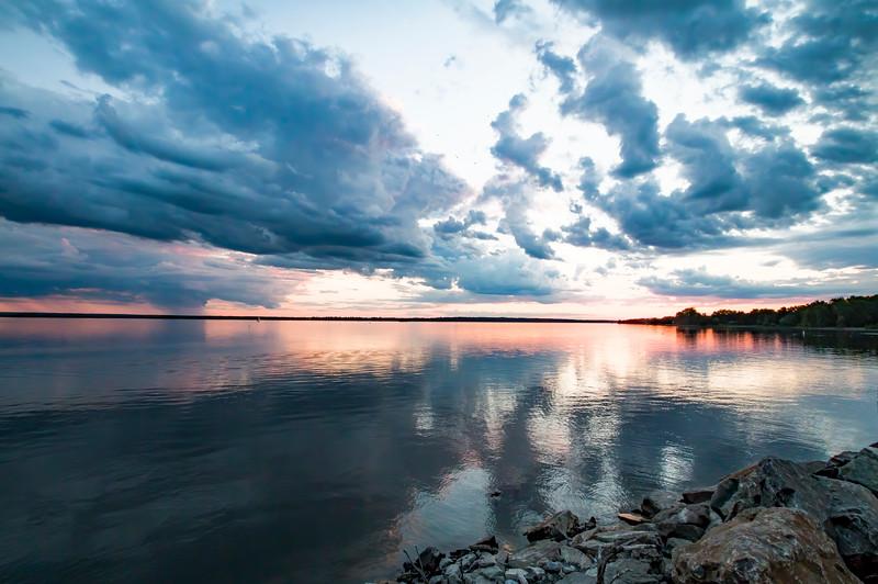 Sunset, Alymer