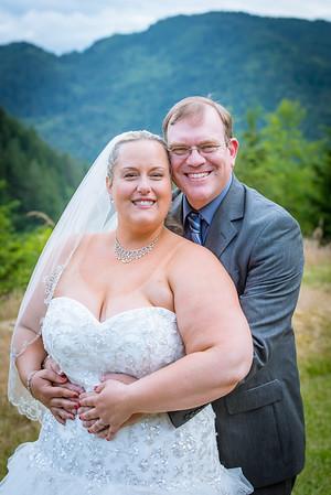 V & C wedding 2018