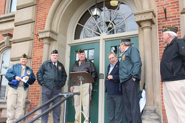 '16 Veterans' Day