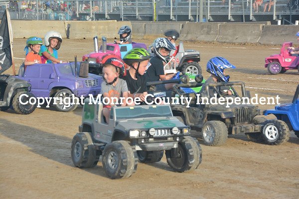 Monroe County Fair - 2018 Figure 8