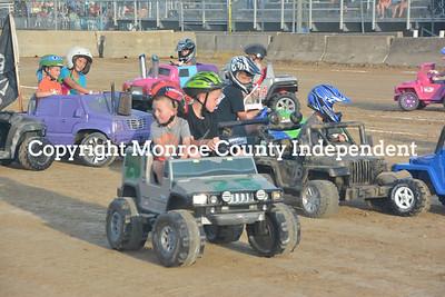 Monroe County Fair - 2018 Figure 8