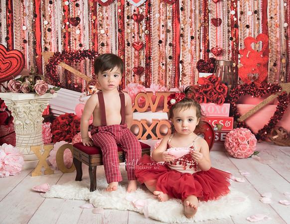 Joseph & Sophia / 16 Months of Sweetness