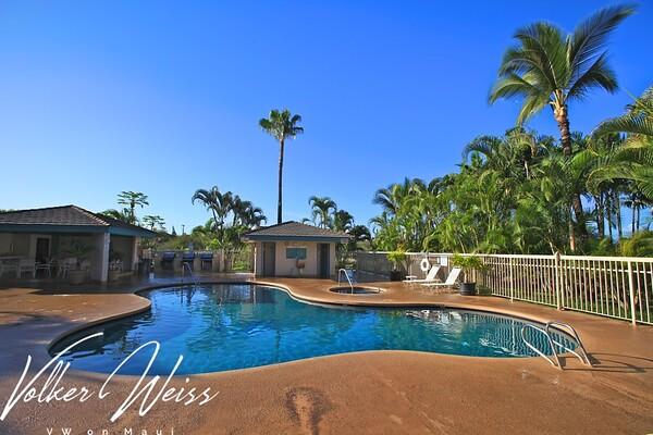 Maui Banyan - Pool & Recreation Area