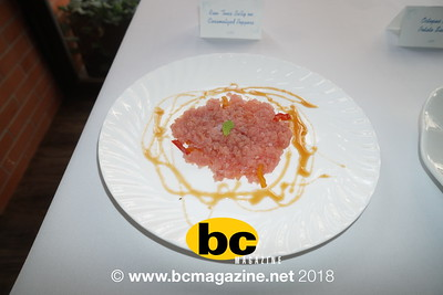 Trattoria del Pescatore food tasting - 24 May, 2018