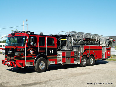 Old Orchard Beach, ME Fire Apparatus
