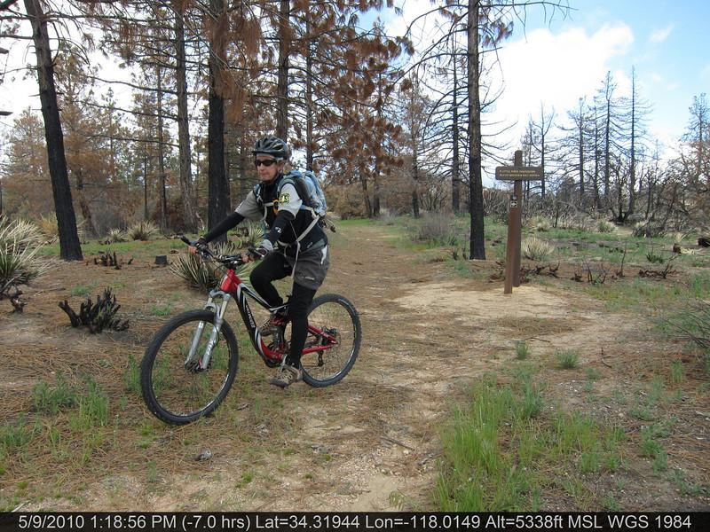 20100509129-Trail Recon, Silver Moccasin-East of Chilao.JPG