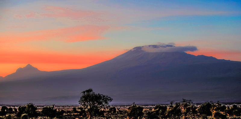 Mt Kilamanjaro