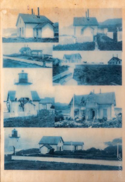Montara Lighthouse History - Panel 6