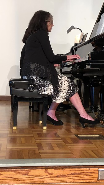 Two piano recital may 20, 2018