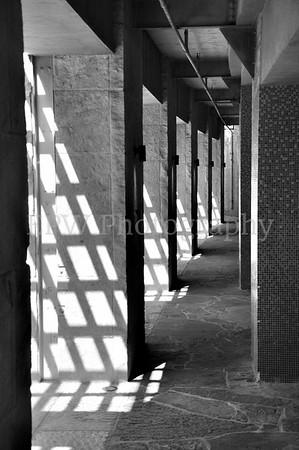 Riverwalk Shadows