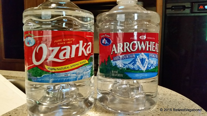 How do you know your in the Ozarks? Label changes