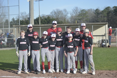 Diamond Dawgs Baseball 3/7/2020