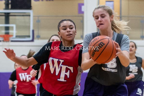 Broughton girls basketball vs Wake Forest. November 14, 2019. D4S_9520