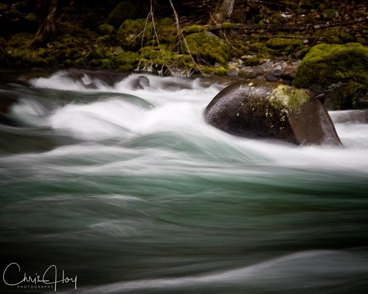 Clackamas River