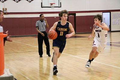 HS Sports - Cabrini vs. Richard Boys Basketball 2020