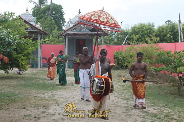 அனலைதீவு-தெற்கு முருகன் கோவில் சப்பறத்திருவிழா