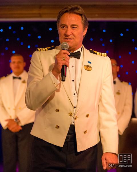 Captain Rikard Lorentzen