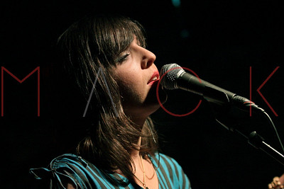 New York, NY - January 22:  Monika Heidemann in Concert, New York, USA.