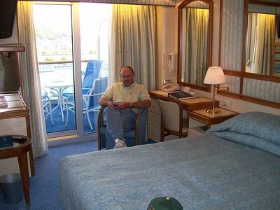 2009 07 17 Embarkation at Seattle