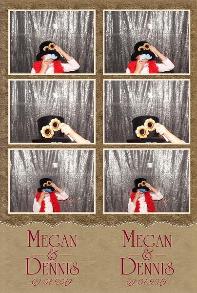 Megan & Dennis' Wedding (09/01/19)