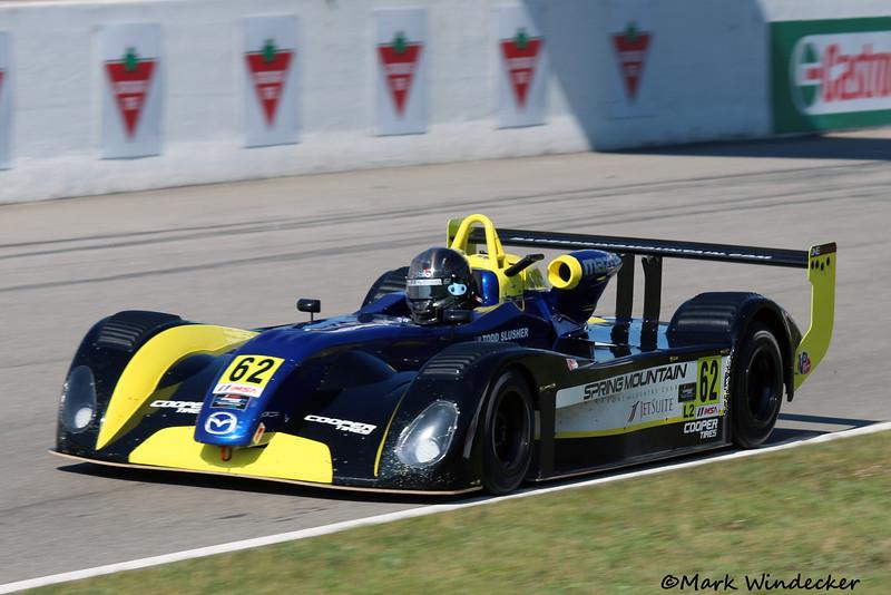 13th 3-L2 Todd Slusher(M) ONE Motorsports