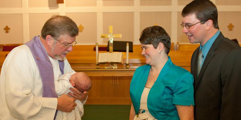 2011-03-27 Jason's Baptism