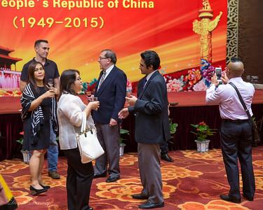 2015_09_28 Nanjing Foreign Teachers Reception