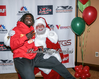 HOLIDAY 2018 PARTY with Tyreek Hill & Vibrancy21