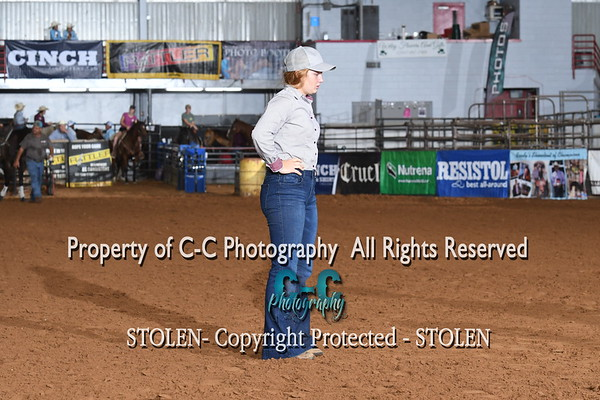 15 & Under Goat Tying Joe Beaver Labor Day 2020 Glen Rose TX