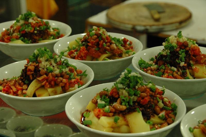 Chinese Hot Pot Meals - Kaili, China