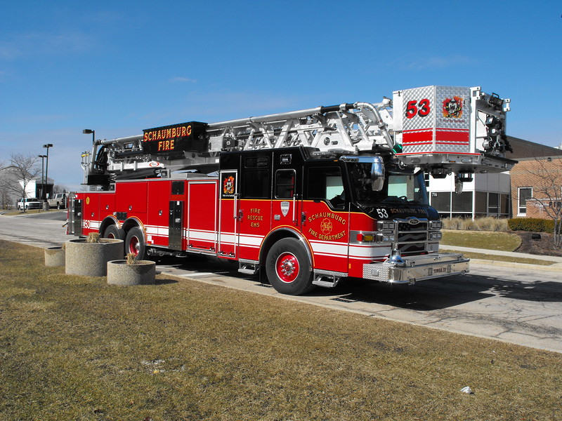 Cook County Illinois Fire Apparatus