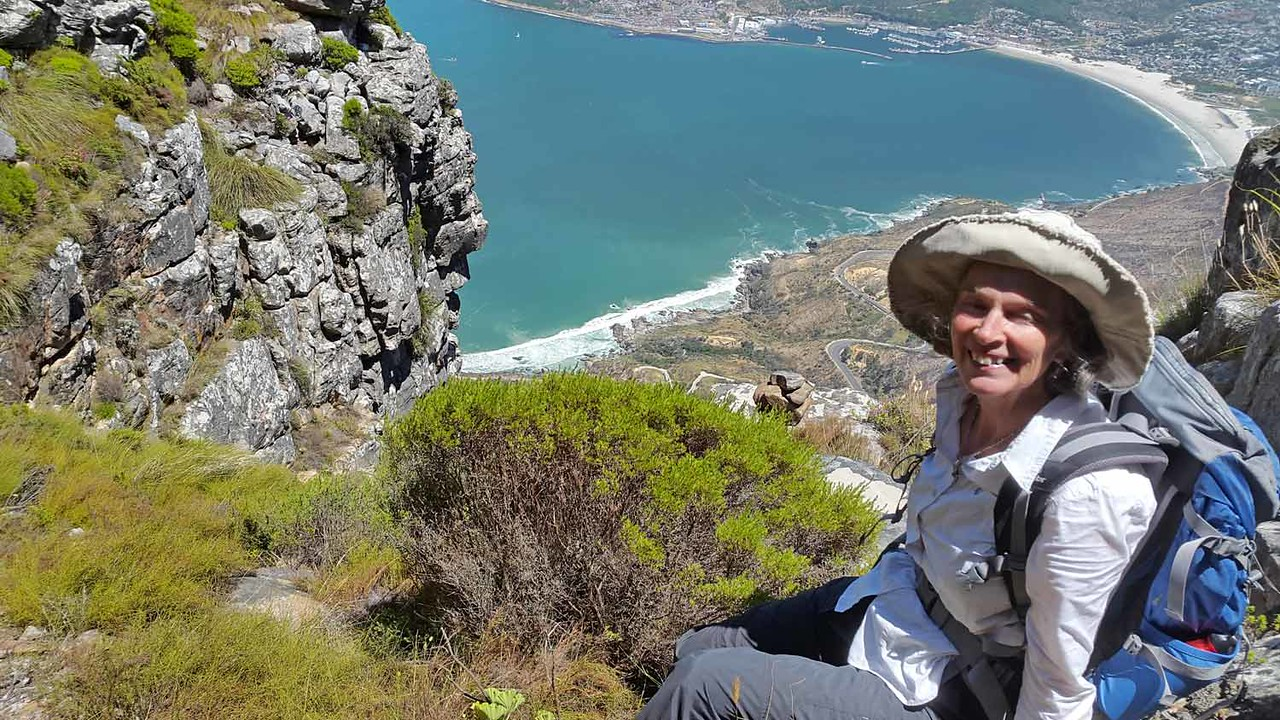Heleen at Silvermine