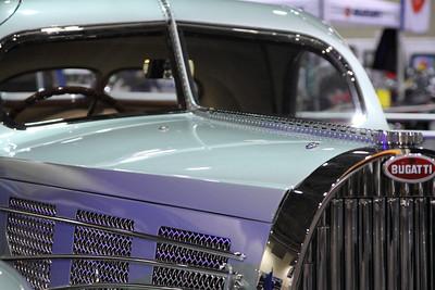 Bugatti Aerolithe'