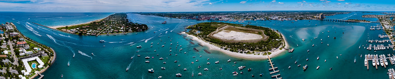 Pano Peanut Island 2020