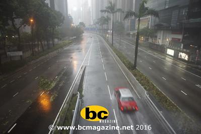 Typhoon Nida - 1-2 August, 2016