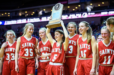 Girls State Semifinals - March 6, 2020