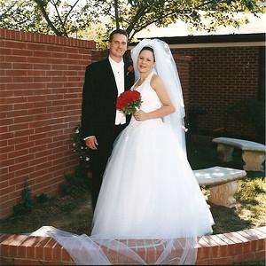 Sonya & Edward Cerne 8/2002