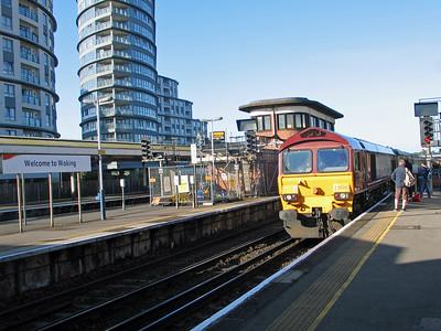 Harwich Hook Railtour