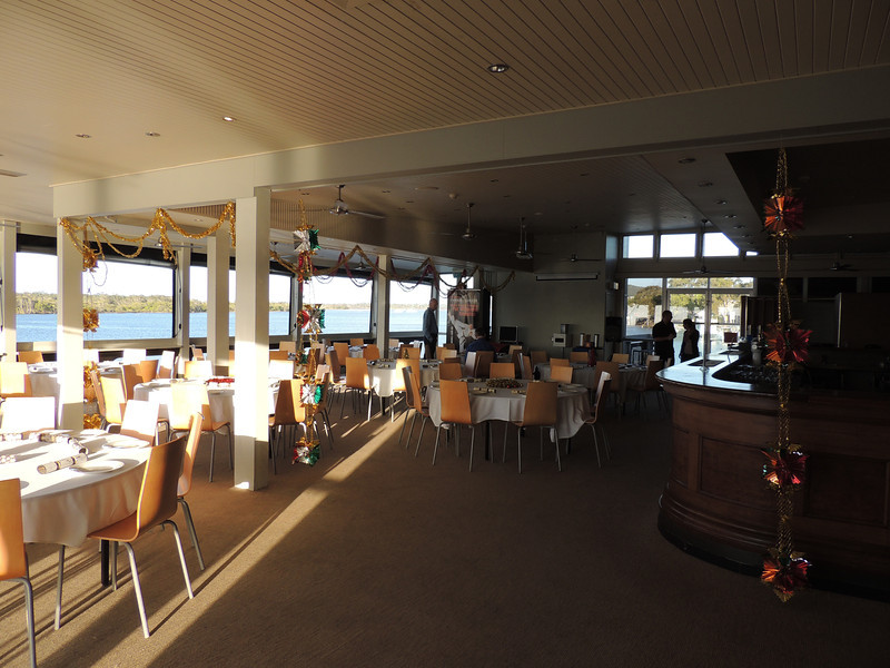 3rd Annual Combat Karate Christmas Party & Awards Noosa 2012 Boat House