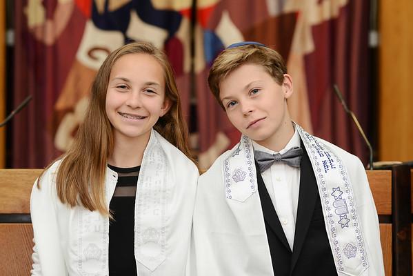 Aron & Alexandra Bahary