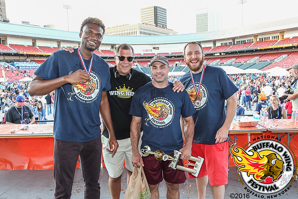 2016 Buffalo Buffet Competitive Eating Contest