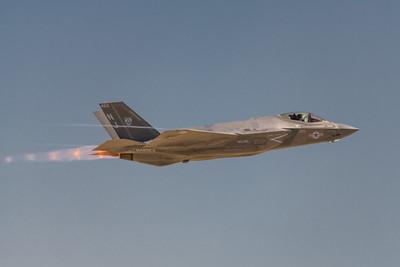 U.S. Navy Fleet Power Demo with F-35C