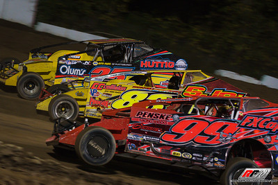 Hurricane 100 - Brewerton Speedway - Thursday October 10, 2019 - Matt Sullivan